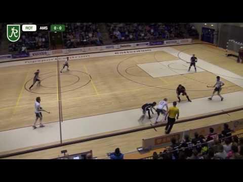 Finale LK Zaalhockey 2017 - HC Rotterdam - Amsterdam (1-7) - FULL MATCH