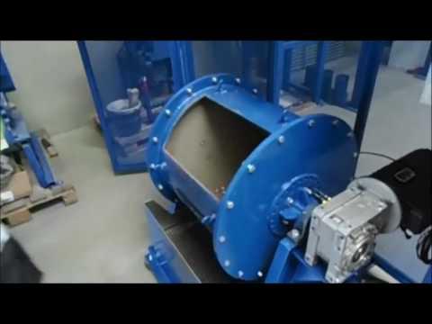 Los Angeles Abrasion Test Machine