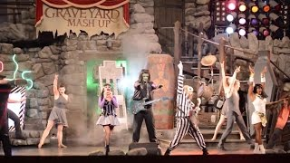 2016 full final beetlejuice graveyard revue at universal studios florida in orlando 7 00 pm show
