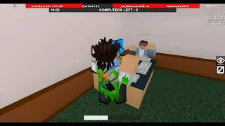 Playing Roblox Act 1