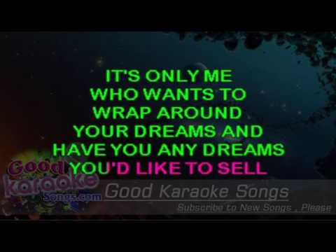 Dreams -  Fleetwood Mac (Lyrics Karaoke) [ goodkaraokesongs.com ]