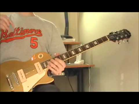 Freddy King Guitar Lesson   Hideaway Part 2