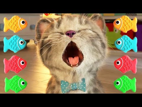 Little Kitten Preschool My Favorite Cat Pet Care  Early Learning Games For Kids Toddlers Children