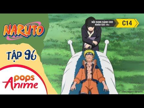 Naruto Tập 96 - Trận Đấu Ba Chiều Bế Tắc - Trọn Bộ Naruto Lồng Tiếng