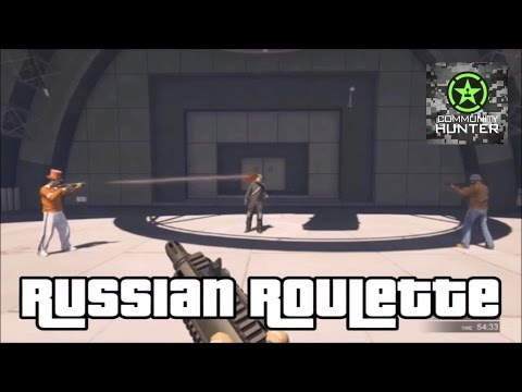Russian Roulette - GTA 5 - Things To Do In