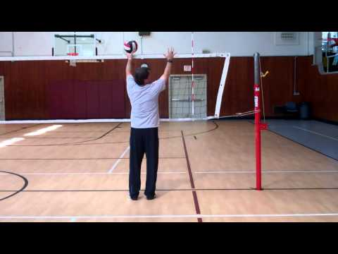 Volleyball NOW Rightside Blocking Tips!