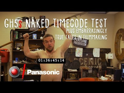 Timecode Warriors - a GH5s timecode test plus more CRFTSHO Live Shenanigans