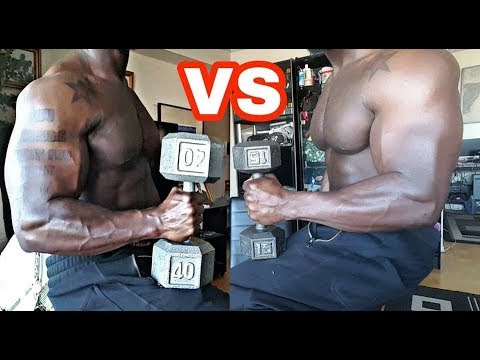light Weights Vs Heavy Weights To Build Muscle