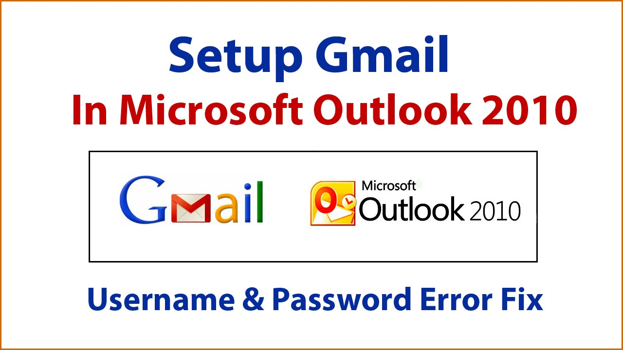 microsoft outlook username and password