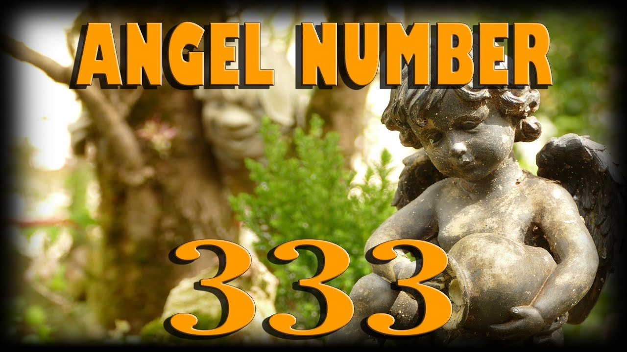 Angel Number 333 Meaning  YouTube