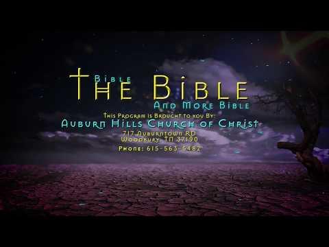 Bible, The Bible, and More Bible - Episode 8 - Faith