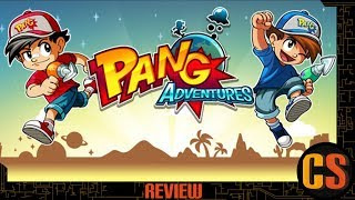 Pang Adventures - PS4 Review (New Buster Bros Game)