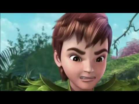 The New Adventures of Peter Pan: Lost Hook