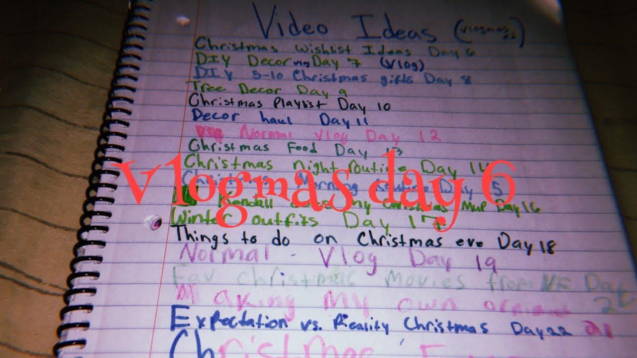 Christmas Video Ideas Jurhona Robinson Youtube