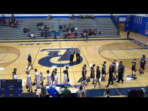Random Lake High vs. Ozaukee High School JV Mens' Basketball