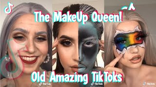 THE MAKEUP QUEEN ABBY ARTISTRY TIKTOK COMPILATION (PART 2, OLD TIKTOKS MAY U DON'T KNOW)