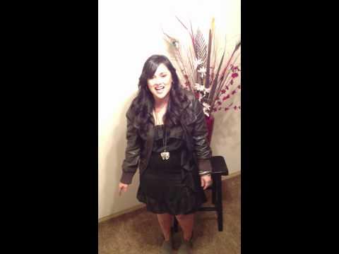 Saphira Groves Arbonne Got Talent Song