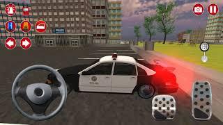Yeni Polis Arabasi Boyamasi En Iyi Boyama Cocuk Kitabi