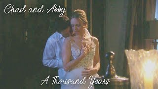 Chad & Abby- A Thousand Years