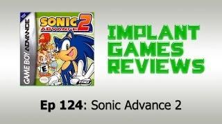 Sonic Advance 2 Review (Game Boy Advance)