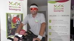 Robert Maurer – Spinning-Trainer bei Inklusion-in-Bewegung
