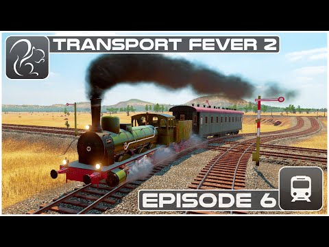 Transport Fever 2 - Chapter 1 Mission 6 - Baghdad Oil