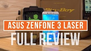 ASUS Zenfone 3 Laser Full Review