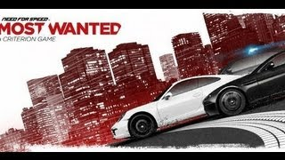 NFS: Most Wanted Limited Edition PC [HD]