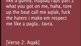 """""""Inupiaq Raps, Part 2"""" - b2nik & aqak"""