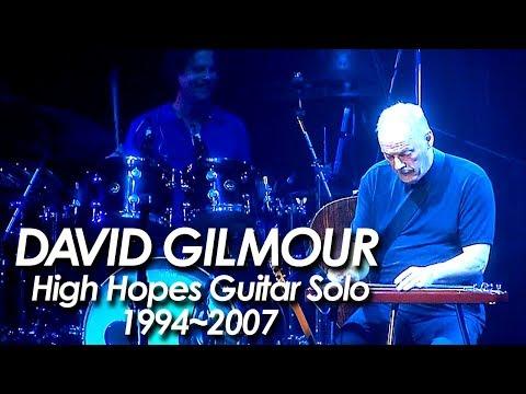 PINK FLOYD:DAVID GILMOUR ~Best Guitar...