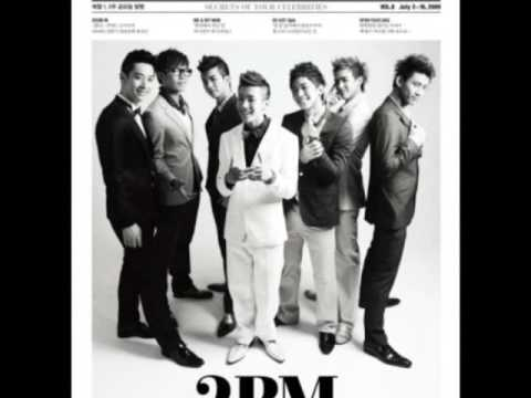 2PM High Cut Magazine