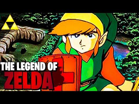 THE LEGEND OF ZELDA   Chronologie