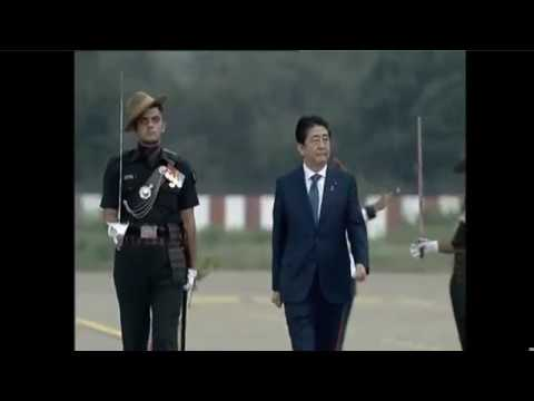 🔴LIVE: PM Modi & Japan PM Shinzo Abe Visit Ahmedabad