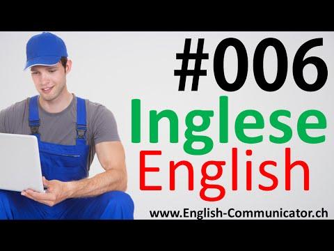 #6 Inglese English  attivo aggettivale aggettivo aggettivi a contratto ausiliari avverbio ICT