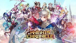 Knights Chronicle -  RPG mang style Anime cực dễ thương