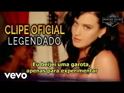 Katy Perry - I Kissed A Girl TraduçãoLegendado