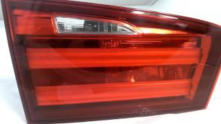 Lampa LED BMW w klape