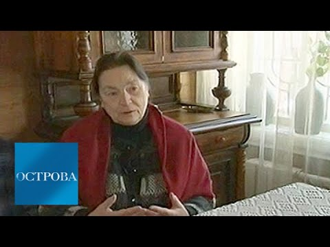 Марина Тарковская / Острова / Телеканал Культура