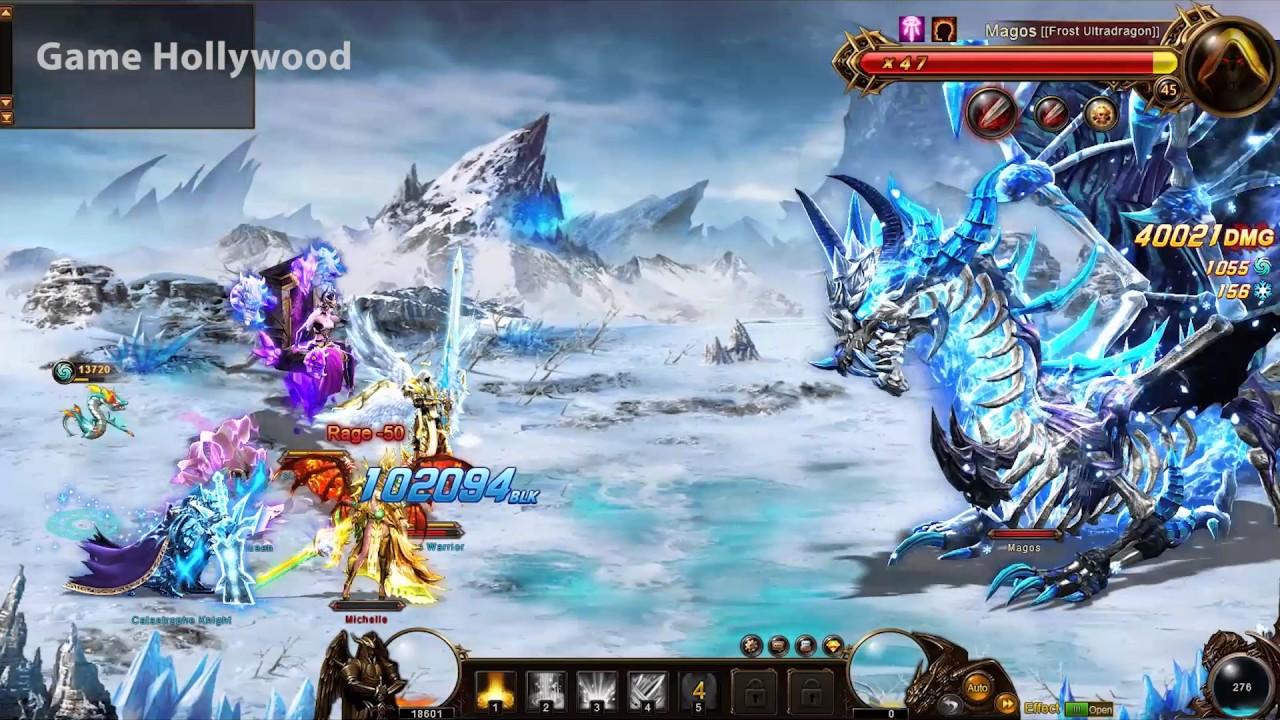 Dragon Awaken Gameplay