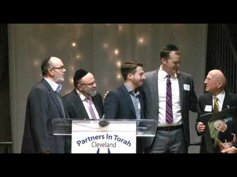 Partners In Torah of Cleveland Lieberman Event