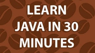 Java Programming(Cheat Sheet is Here : http://goo.gl/OPMjte Slower Java Tutorial : http://goo.gl/UHdlyP How to Install Java & Eclipse : http://goo.gl/vEEEJE Best Java Book ..., 2014-06-03T16:43:11.000Z)