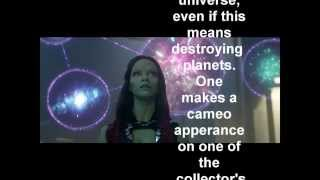 Guardians of the Galaxy easter eggs and hidden secrets part 2