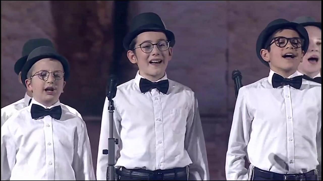 שירת 'אני מאמין' מרגשת ועוצמתית בתוככי הקרמלין במוסקבה!