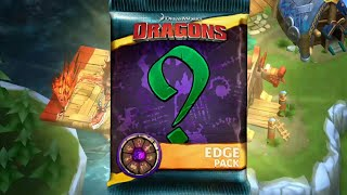 The EDGE PACK - Dragons:Rise of Berk