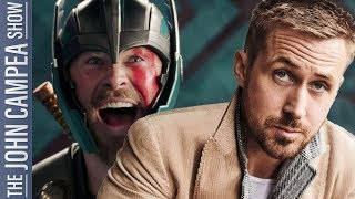 Ryan Gosling Joining Thor 4 Reports - The John Campea Show