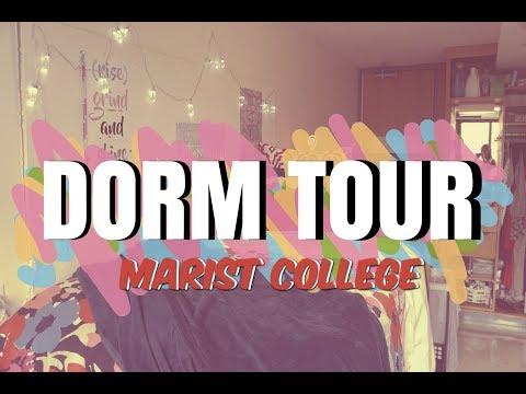 MARIST COLLEGE DORM ROOM TOUR! (And Set-Up)