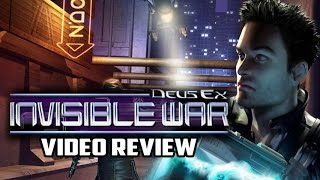 Deus Ex: Invisible War PC Game Review
