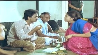 Ramesh came to See Sudharani in Village Comedy Scenes | Panchama Veda Kannada Movie