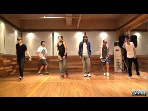 Tasty - Spectrum & You Know Me (dance practice) DVhd