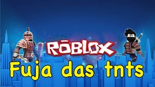 Roblox {mobile} escape of tnts